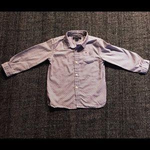 Tommy Hilfiger dress shirt size 3T.